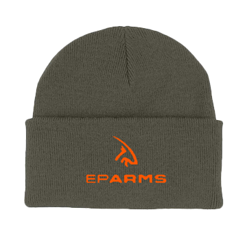 EPARMS Knitted Beanie Olive – Beanie Basic