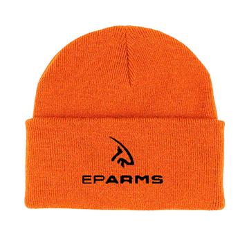 EPARMS Knitted Beanie Orange – Beanie Basic