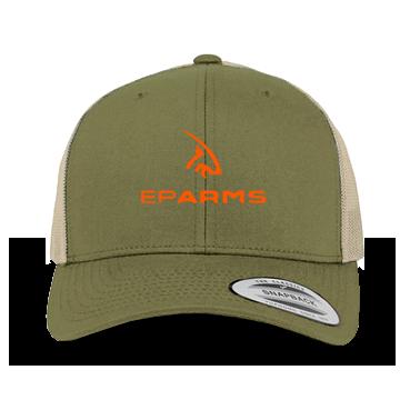 EPARMS Retro Cap Mossgreen/Khaki
